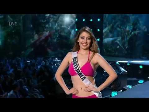 👑 Miss Universe 2018 PRELIMINARY COMPETITION 4k bikini show 👑