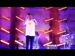 HD - Mike Shinoda - Until It Breaks (live TZ7) @ Arena Wien, Vienna 2018 Austria