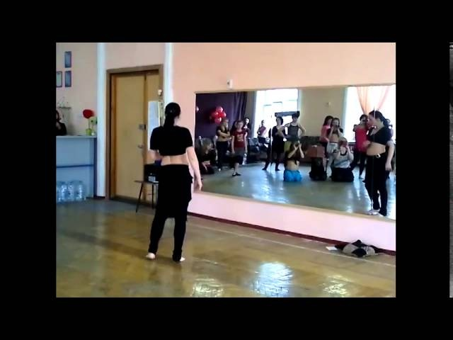 Е.Рамазанова мастер классСложные ритмы21.04.13
