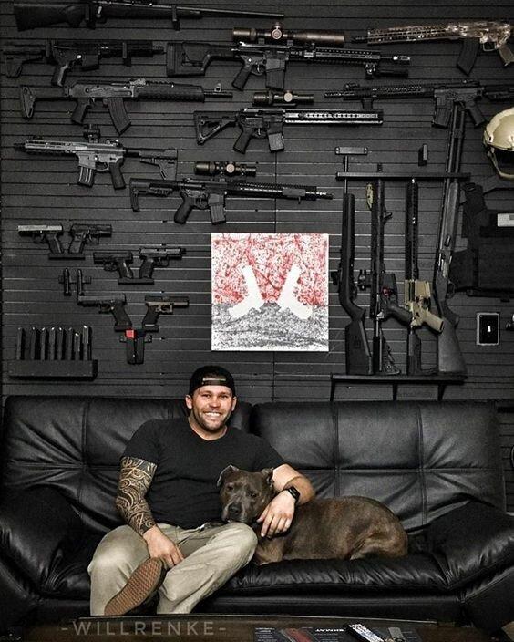 TRqPURIqtuY - Любовь к огнестрельному оружию