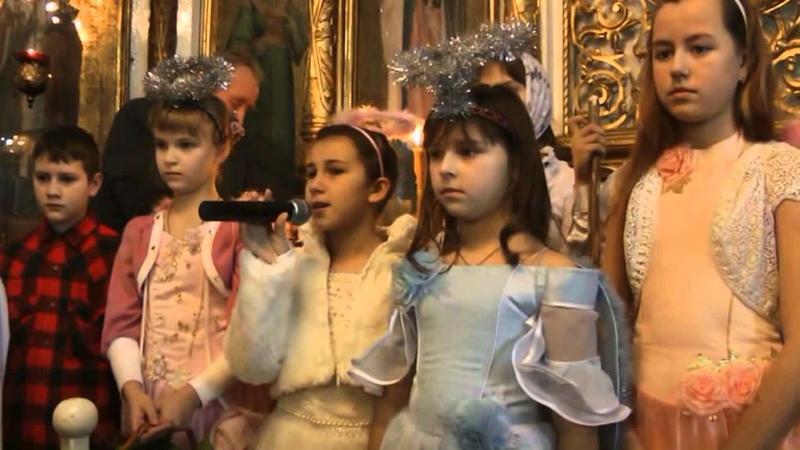 г.Д-Городок - Рождество Христово 8 января 2013 г.