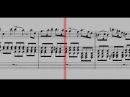 596 J. S. Bach / - Concerto in D minor (arrangement previously attributed to W. F. Bach), BWV 596 - Gerubach Scrolling