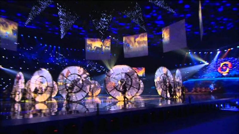Opening of 2011 Asian Winter Games (6/14) Церемония открытия Зимних Азиатских игр 2011 г. (6/14)
