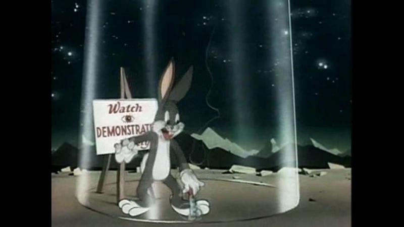 Кролик и бобовый стебель (1943) (в переводе Петра Гланца)
