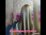 БОТОКС (botox) для волос #wowhairstudio