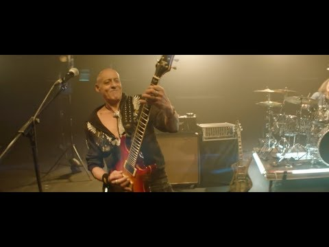 PRAYING MANTIS - Keep It Alive (Official Music Video)