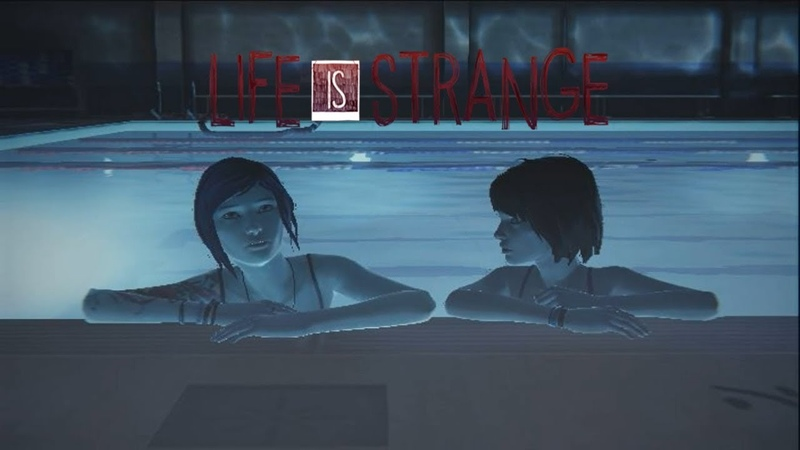 Life is Strange Episode 3 | КУПАНИЕ НОЧЬЮ ПОД ЛУНОЙ | 2