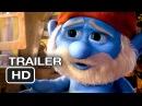 Smurfs 2 TRAILER 2 (2013) - Hank Azaria Animated Movie HD