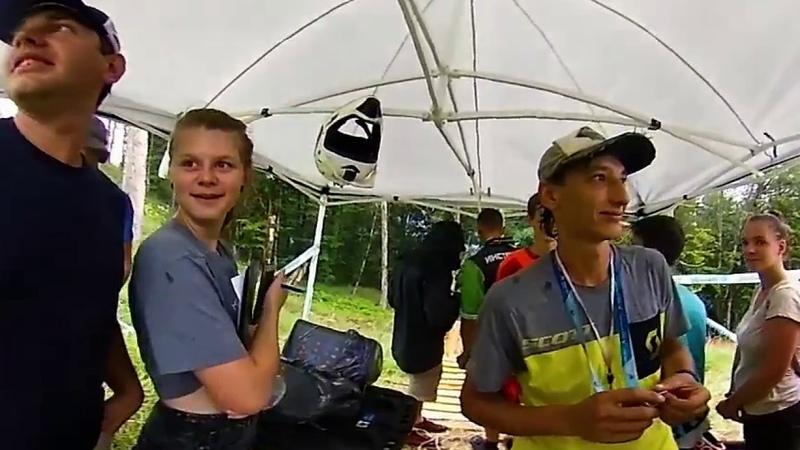 360 репортаж с Чемпионата России Dhi 2018