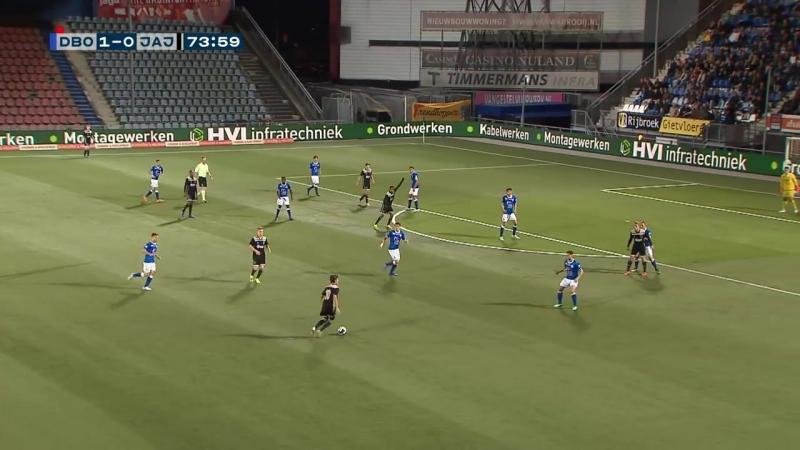 Samenvatting FC Den Bosch - Jong Ajax (31-08-2018)