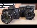 Canon EOS 750D 760D T6i T6s