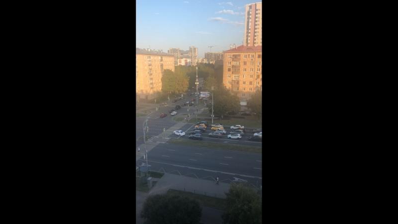Москва лёгенький проспект