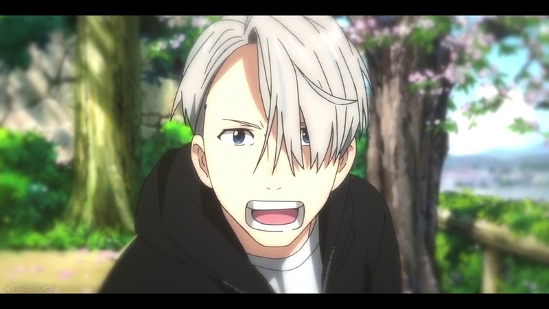 Really, ninja?? | Viktor Nikiforov
