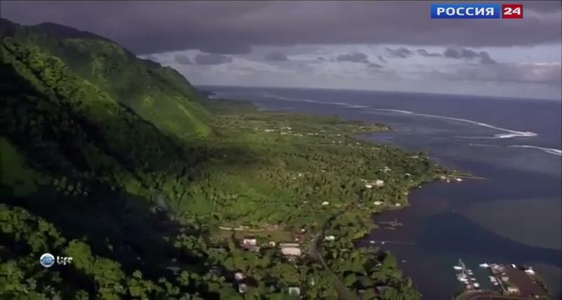 Новости на Россия 24 • Во Французской Полинезии погибли двое российских дайверов