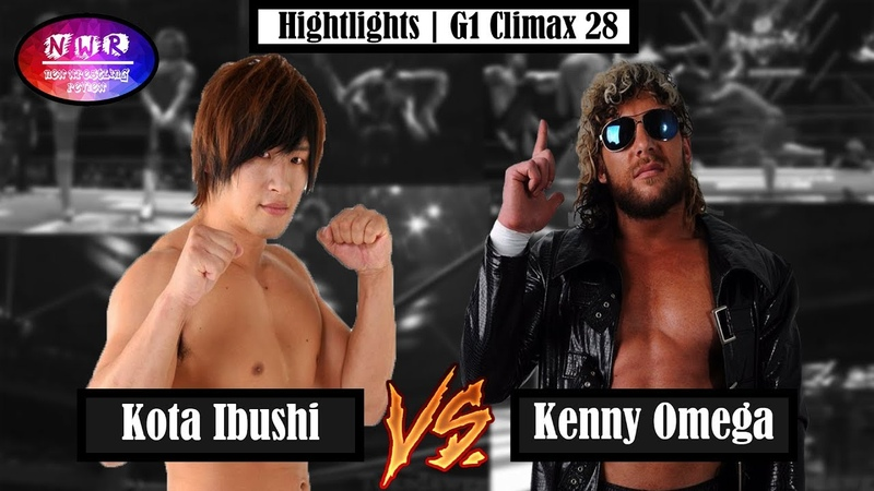 Hightlights | Kenny Omega VS Kota Ibushi | G1 Climax28