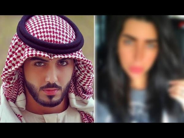 Он один из красивейших арабских мужчин но внешность его жены разочаровала многих