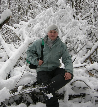 Андрей Оленин, 5 декабря , Оренбург, id196630732