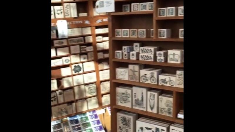 Магазин печатей и штампов в Амстердаме
