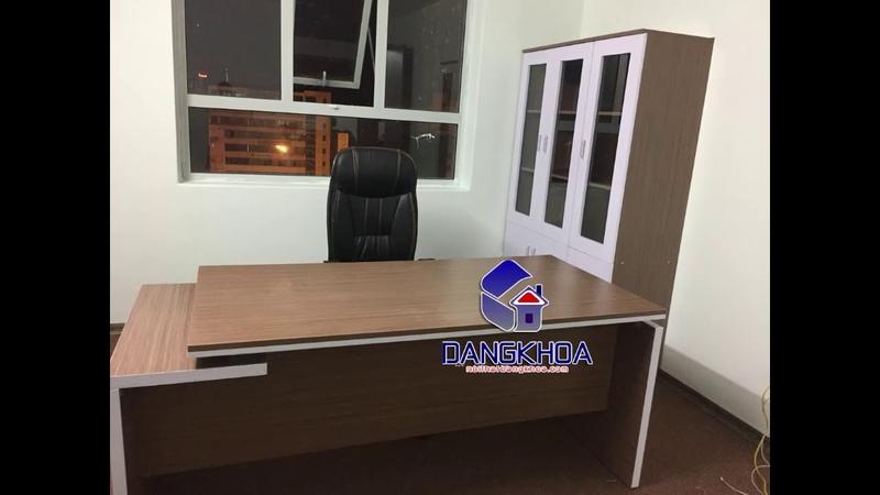 Bàn ghế văn phòng - Nội thất Đăng Khoa chuyên sản xuất bàn ghế giá rẻ
