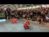 Стефани Кохен тянет 230 кг