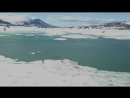Kiteboarding in the caldera Gorely volcano - Rise Up Kiteteam - Kamchatka