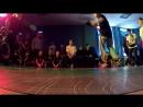Рокет и Карась vs Курбакова и Пынчина/1 круг/Брейкинг/На Берегу Волги (2018)