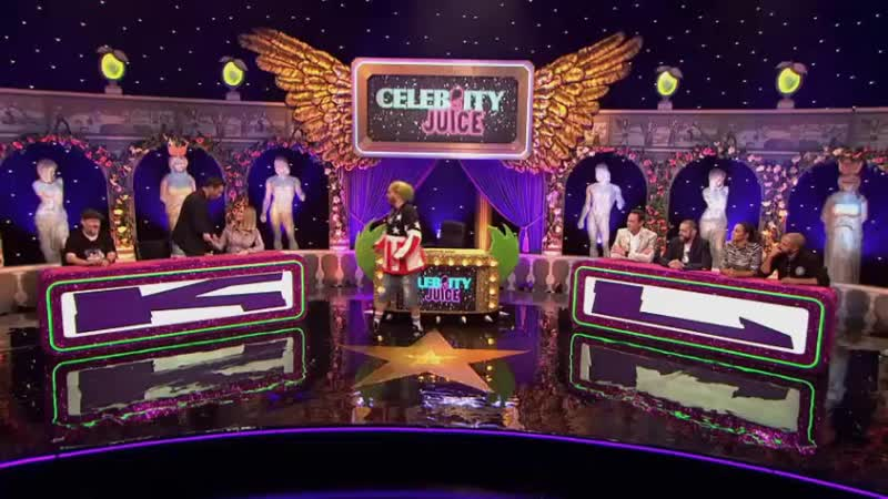 Celebrity Juice S20E10 Gino DAcampo, Fred Sirieix, Kimberley Walsh, Rochelle