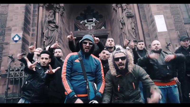 Apoka - A LES KLÁ feat le criminell et amine el boos (clip Officiel)