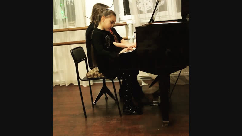 Концерт 🎄❄️🎄доча музыкальная школа ❄️