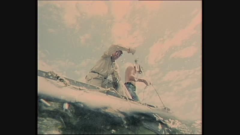 38-1 Забытый остров Клиппертон (Одиссея Жака Кусто HD 1980г)