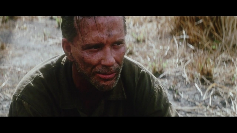 DELETED SCENE FROM THE THIN RED LINE WITH MICKEY ROURKE 1998