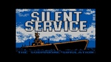 Silent Service for the Atari 8-bit family