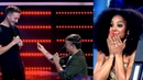 Marriage Proposal On The Voice Australia 2018 Nathan Brake 'Jealous' Blind Audition