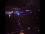 (10) March 26: Fan taken video of Justin at the XS club in Las Vegas, NV