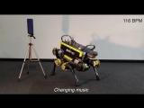 Швейцарские инженеры научили роботов танцевать под музыку
