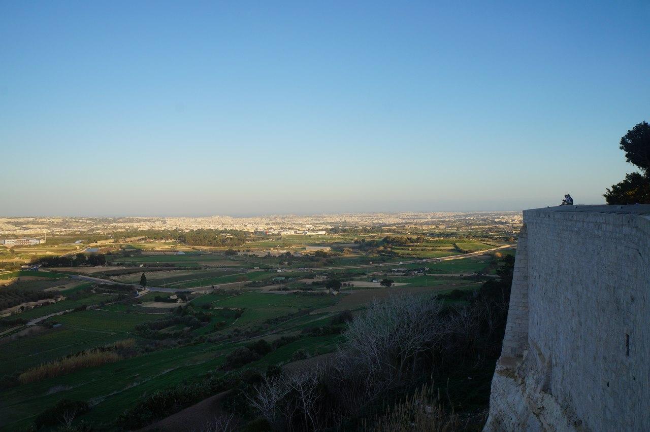 Мдина - самая неприступная крепость Мальты