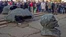 В Москве на Митинге Путину грозят Революцией