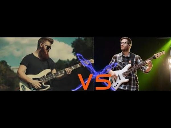 Josh Ham vs Mark Peric