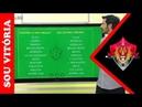 Vitória x Paraná confira o time que o leão vem treinando