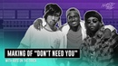 The Making Of Jarren Benton's Don't Need You Feat. Hopsin With Kato On The Track