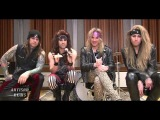 STEEL PANTHER TALKS