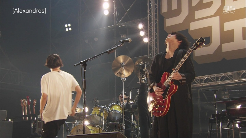 [ALEXANDROS] TSUTAYA ROCK FES 2018 (2018.05.12)