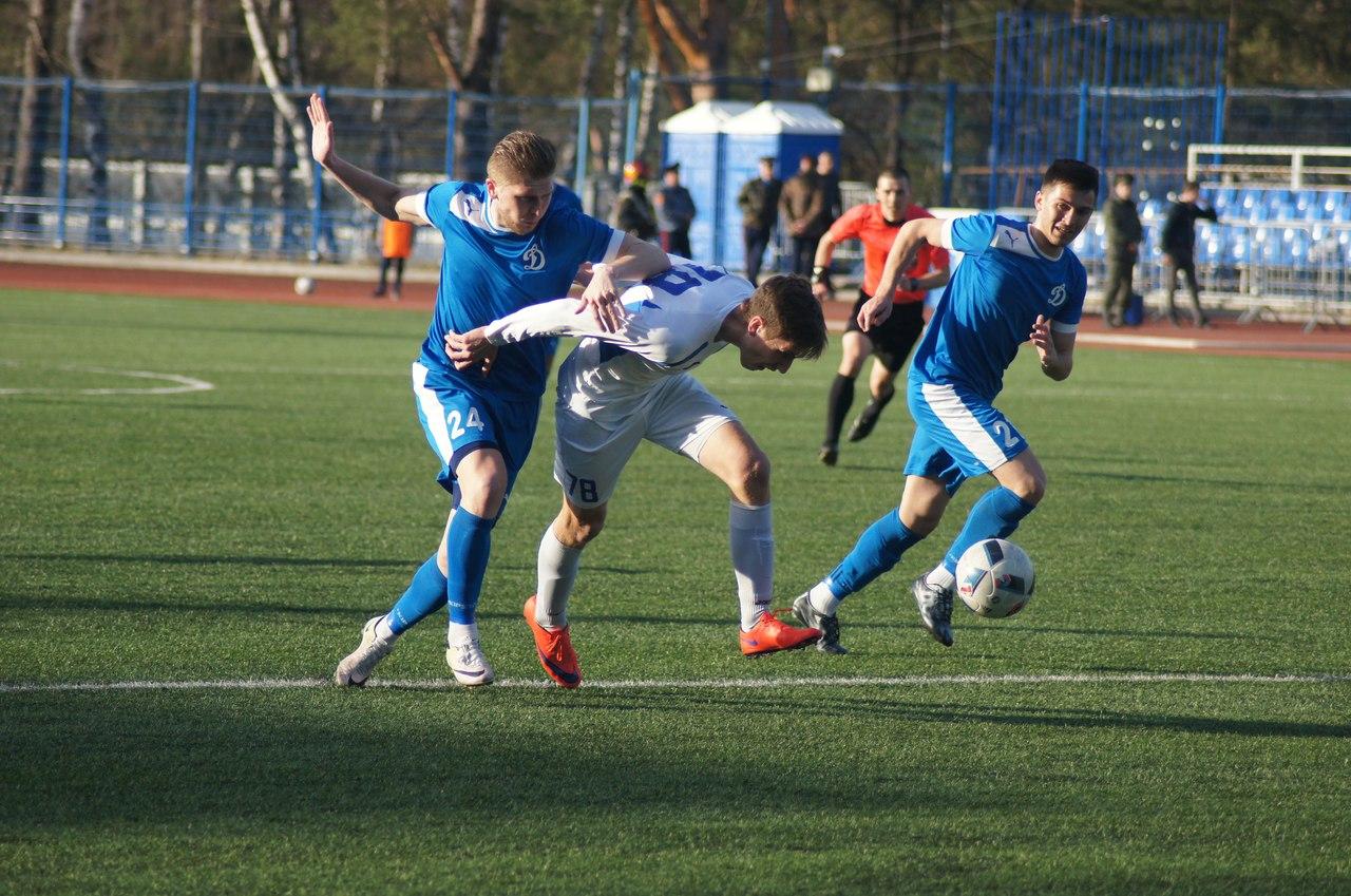«Динамо» обыграло «Калугу» навыезде