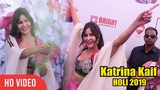 Katrina Kaif Crazy HOLI Celebration at ZOOM Holi Fest 2019