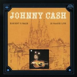 Johnny Cash альбом Koncert V Praze - In Prague Live