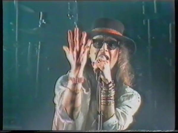 The Mission Mini concert - Rox Box 1987