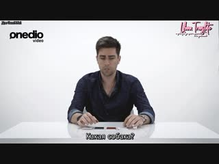 Ролевой Челлендж с Чагларом Эртугрулом | Onedio | Liliana Translate