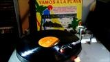 VAMOS A LA PLAYA 1983 VARIOS LATINOS LP VINILO