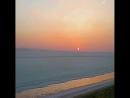 Рассвет на соленом озере. Letoile du Djerba