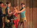 Виступ танцювального колективу Грація, 13.02.2010